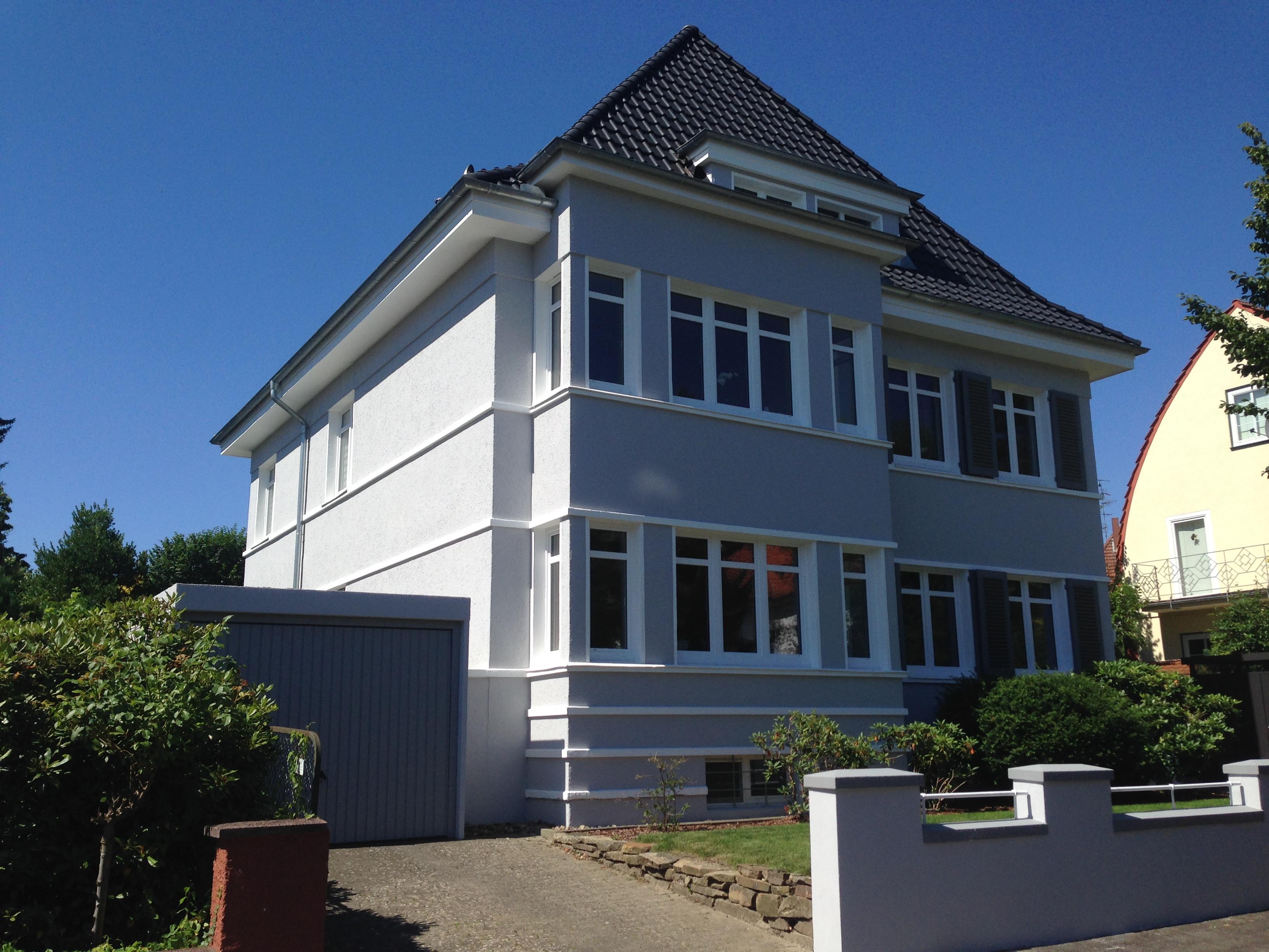 Haus 1 nachher
