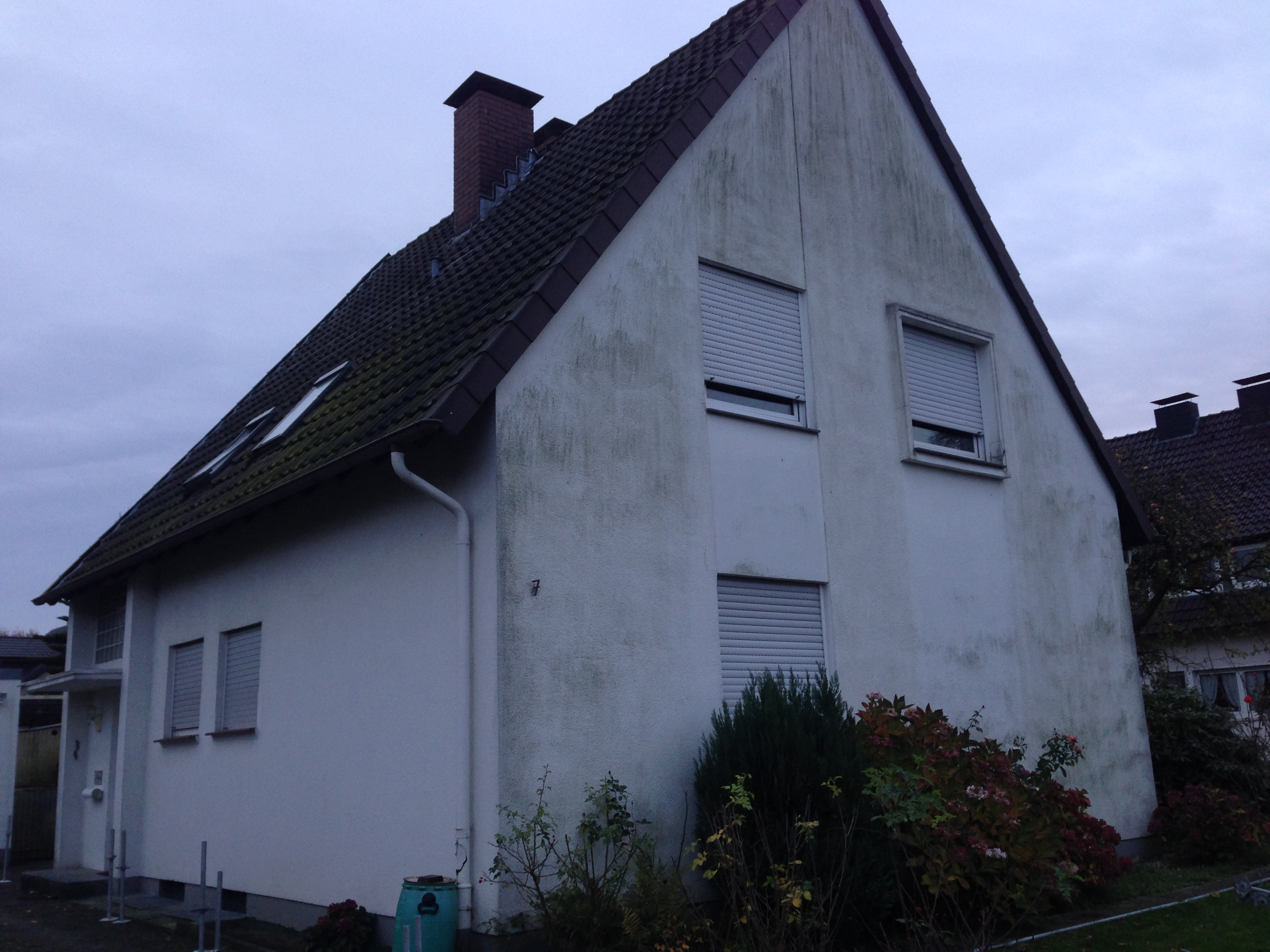 Haus 2 vorher